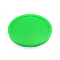 1PC Green Air Hockey Table Pusher Puck 82mm 3-1/4