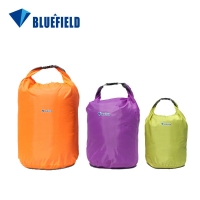 Bluefield New 10L 20L 40L Waterproof Bag Storage Dry Bag Swimming Bag for Canoe Kayak Rafting Sports Outdoor Camping