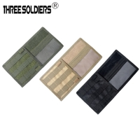 Tactical MOLLE Vehicle Visor Panel Truck Car Sun Visor Organizer Bag  ID card pouch Holder Pouch Auto Accessories