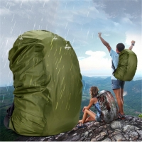 Waterproof Backpack Cover Fitness Mountaineering Bag Rainproof Cover Bag Rain Cover for Travel Bag Swimming Storage Package