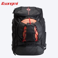 Kuangmi Basketball Football Bag 42 L 30 L Bags Training Backpack suit for man women and teenager