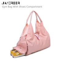 JayCreer Athletic Bags Sports Gym Bag With Shoes Compartment Travel Duffel Bag For Men and Women