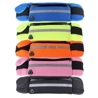 Hot Sell Waterproof Running Waist Bag Outdoor Sports Anti Theft Slim Cell Phone Bag