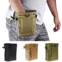 Tactical Bag Military Molle Tactical Magazine Dump Belt Pouch Bags Utility Hunting Magazine Pouch ASD88