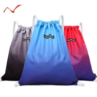 Drawstring Backpack Shoes Bag Gym Bag for Women Athletic Training Bag Outdoor Basketball Hiking Sports Surfing Bags