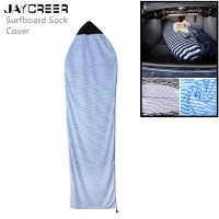 JayCreer Surfboard Kayak Sock Cover - Light Protective Bag For Your Surf Board Kayak