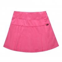 Women Sports Tennis Skirts Solid Color Pleated Skirt Summer High Waist Inside Pocket Quick Dry Elastic Badminton Workout Skirt