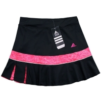 Women's Half-length Tennis Skirt Quick-drying Feather Running Fitness Dance Skirt Slim Was Thin All-match Small Pleated Skort
