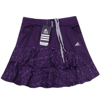 Built-in Panties Quick Dry Fungus Tennis Skort Woman Running Fitness Clothes Badminton Workout Skirt Anti Glare with Pocket
