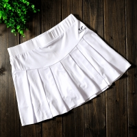 Women Tennis Skirt Pleated Sports Cheerleader Breathable Skort for Girls Badminton Workout Skirts with Safety Shorts