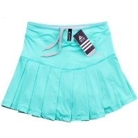 New Women Tennis Skirts with Safety Shorts Quick Dry Girls Badminton Skirt Female Tennis Skorts Sport Running Shorts
