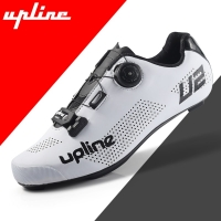 2020 new upline road cycling shoes men road bike shoes ultralight bicycle sneakers self-locking professional breathable