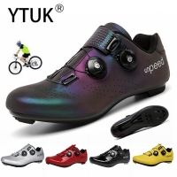 YTUK Professional Athletic Bicycle Shoes MTB Cycling Shoes Men Self-Locking Bike Shoes sapatilha ciclismo Women Road bike shoes