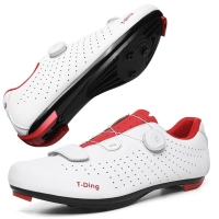 2020 Ultralight Self-Locking Pro Men's Cycling Shoes Racing Road Bike Triathlon Shoes Bicycle Lock Sneakers Zapatillas Ciclismo