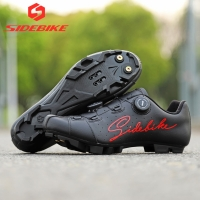 2020 new sidebike mtb shoes men mountain bike shoes cycling bicycle sneakers professional self-locking breathable 630g/pair