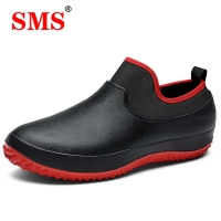 SMS 2020 New Sneakers Men Walking shoes Nonslip Chef Shoes Kitchen Work Cook Hotel Restaurant Working zapatillas de deporte