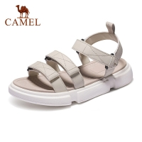 CAMEL Women Outdoor Sandals Sports Women's Beach Shoes Comfortable Breathable Non-slip Leisure Summer Flats Female Shoes