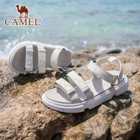 CAMEL Women's Sports Sandals Female Beach Sandals Women Casual Soft Bottom Non-slip Outdoor Sandals Женские пляжные сандалии