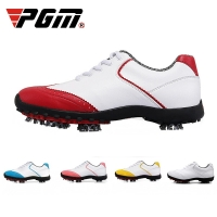 Golf Shoes Womens White Fashion Sports Shoes Waterproof Non-slip Training Shoes Ladies Active Nail Soles Breathable Sneakers