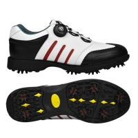 Mens Golf Shoes Waterproof Sports Shoes Rotating Knobs Buckle Golf Sneakers Mens Anti-slip Athletics Sneakers 39-44