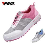 Professional Golf Shoes Women Breathable Mesh Outdoor Athletic Sneakers Spikes Non-Slip Comfortable Trainers Golf Shoes