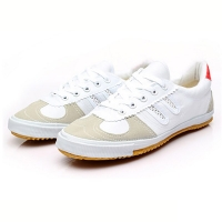 USHINE EU36-47 New Classic  shoes original cooperation martial arts chinese KungFu TaiChi Sneakers male female Big Size