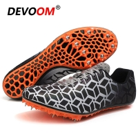 2020 Unisex Sport Spikes Shoes Professional Track and Field Shoes for Men Women Kids Sneakers Nails Race Running Shoes Trainers