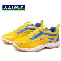 Men Fencing Shoes Breathable Anti-Slip Sneaker Women Hard Wearing Lightweight Fencing Shoes Training Shoes For Male B2829