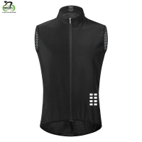 WOSAWE Cycling Vest Keep Dry And Warm Mesh Ciclismo Sleeveless Bike Bicycle Undershirt Jersey Windproof Cycling Clothing Gilet
