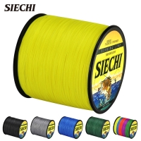 SIECHI Braided Fishing Line 8 Strands 500M PE Multifilament Cord For fishing japan Saltwater 20-88LB fishing tackle 2020