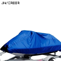 JayCreer Weatherproof Jet Ski Covers,Default Color Black White Color,If No Options Please Take Your Devices Photos And TellSize