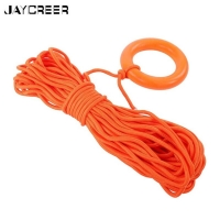 JayCreer Floating Lifesaving Rope, Water Rescue Diving Swimming Pool Lifeguard Rescue With Floating Buoyant Loop
