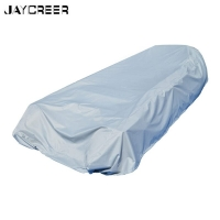 JayCreer Inflatable Boat Cover For Inflatable Boat ,UV Resistant Inflatable Dinghy Boat Cove