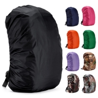 Climbing Backpack Rain Cover Backpack 35L 45L 50L 60L Waterproof Bag Cover Camo Tactical Outdoor Camping Hiking