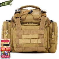 Outdoor Men Camouflage Camping Camera Bag Multi-Functional Super Magic Tactical Pockets Hunting Fishing Waist Bag