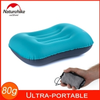 Naturehike Ultralight Packable Travel Pillow Inflatable Air Cushion Head Mattress For Camping Backpacking Airplanes Road Trips