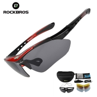 ROCKBROS Polarized Hiking Sunglasse Cycling Bicycle Sun Glasses MTB Riding Goggles UV Protect Eyewear Fishing Camping sunglasses