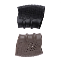For Most Of  Tactical Pistol Rubber Grip Hunting  Gun Grip R Handguns Hunting Accessories Glove Cover Sleeve Anti Slip