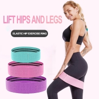 SKDK Glute Band Loop Cotton Hip Resistance Bands Bodybuilding Booty Fitness Equipment Heavy Duty Exercise Bands Yoga Squat Sport