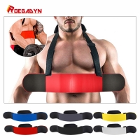 ROEGADYN Arm Trainer Bicep Arm Blaster Weightlifting Arm Blaster Fitness Arm Biceps Bomber Weightlifting Biceps Training Board