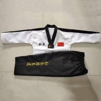 Taoyekma High Quality Adult ChildTaekwondo Clothing Man Women Professional Taekwondo Training clothing Taekwondo Dobok Uniform