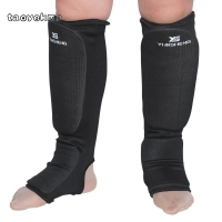Shin Guards kick boxing protector Sanda taekwondo boxing Leggings Ankle shin protection karate MMA Muay thai shin pads Protector