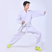 2019 New Professional Karate Clothing Children Adult Judo Clothing Men and Women Twill Cotton Judo Training Clothes