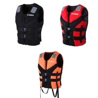 Woman Men rowing Aid  neoprene  Life vest  Surfing Boating Water with test report