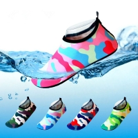 Barefoot Shoes Men Summer Water Shoes Woman Swimming Diving Socks Non-slip Aqua Shoes Beach Slippers Fitness Sneakers