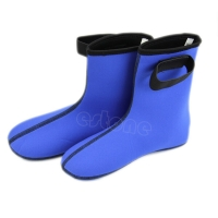 Neoprene Diving Boots Black/Blue Scuba Surfing Swimming Socks Water Sports Snorkeling Diving Socks high quality