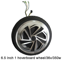 Hoverboard motor 6.5Inch 1 wheel promotion factory price wholesale 250W Motor Electric Scooter high quanlity