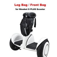 Ninebot S PLUS Scooter Protection Frame Bumper Aluminum Alloy Protective Bars Accessories for Xiaomi Balance MiniPLUS Skateboard