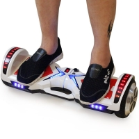 Hoverboards 6.5 Led Lights Electric Skateboard Hoverboard Self Balancing Scooter Hoover Board with Bluetooth electric scooter