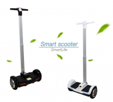 2016 Newest 2 wheels 8 inch F1 tire Self Balancing Electric Scooters hoverboard with handle bar perfect for outdoor sport key